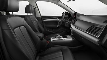 Interieur design selection im Audi Q5 Sportback 2021
