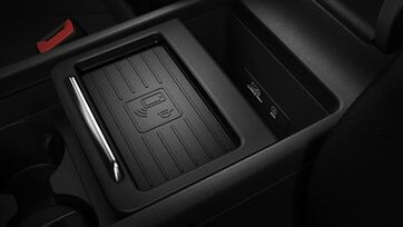 Audi phone box im Audi SQ5 Sportback 2021